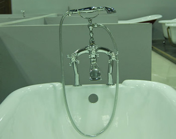 the faucet of sanitary ware 09